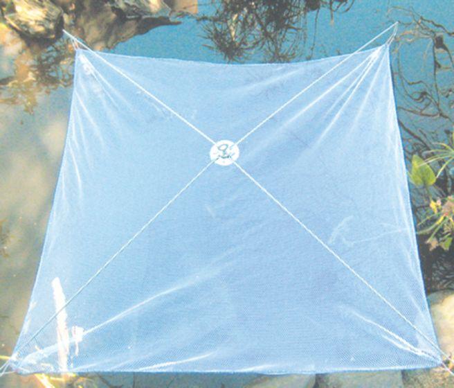 Collapsible Aquatic Drop Net