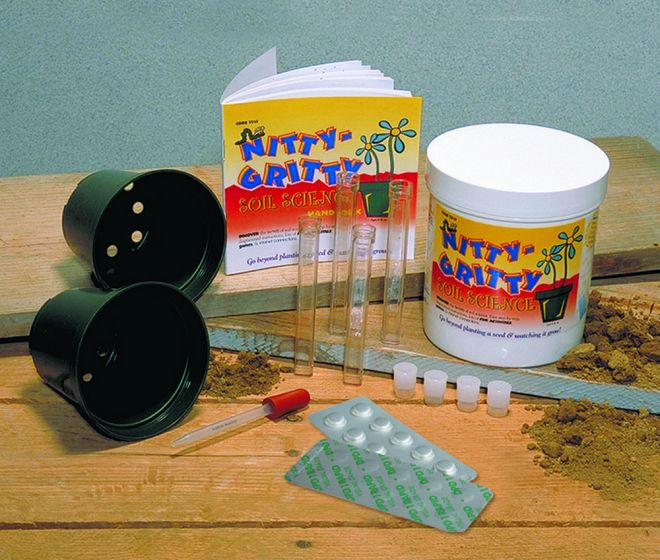 Introduction To Soil Science Kit.