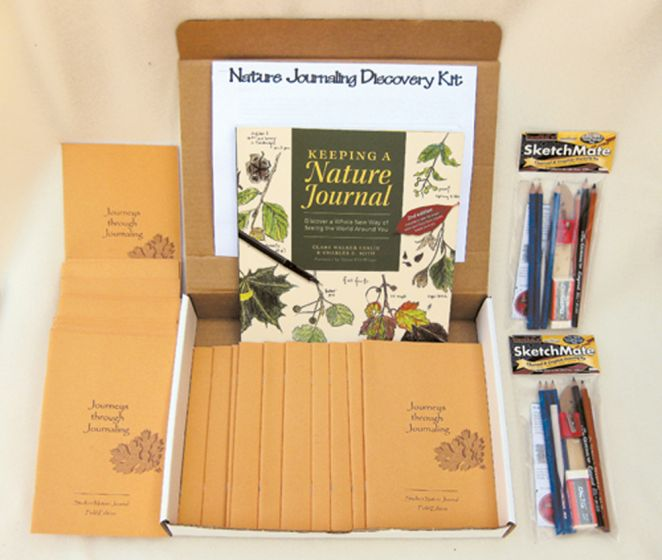 Nature Journaling Discovery Kit