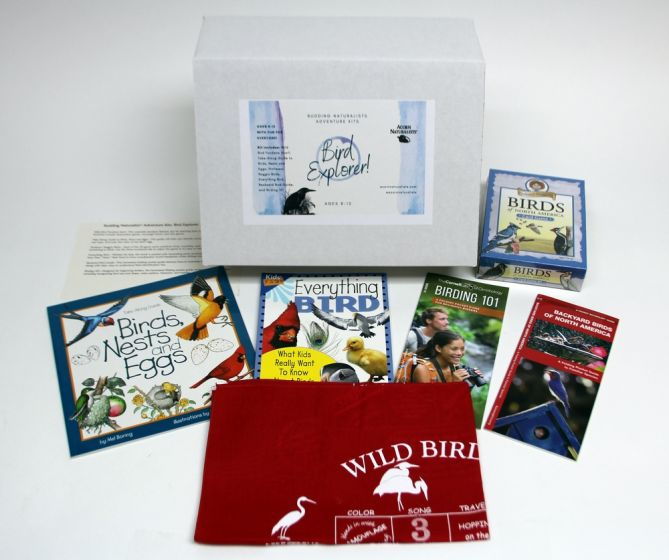 Budding Naturalists® Bird Explorer Adventure Kit (Ages 8 - 12)