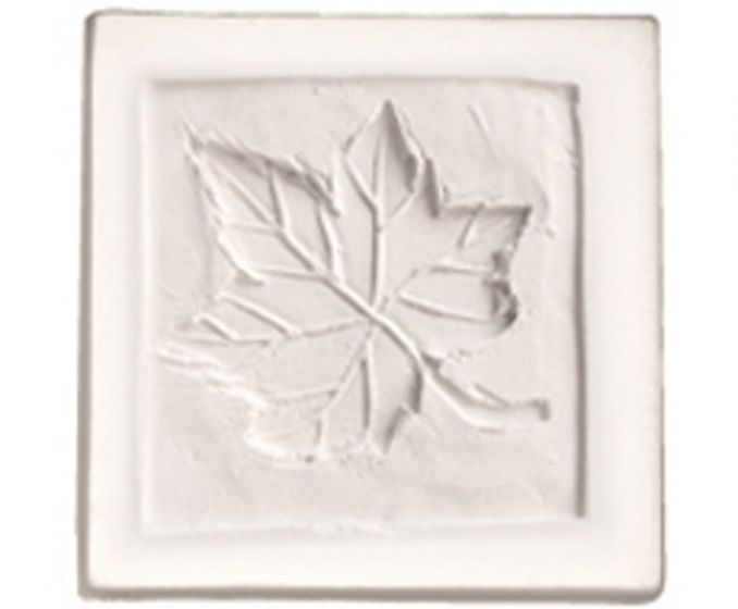 Casting Mold: Maple Leaf