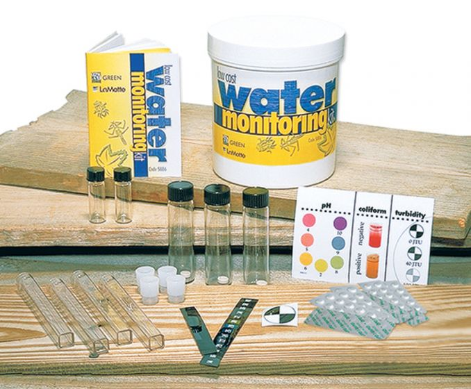 GREEN (Global Rivers Environmental Education Network) Introductory Water Quality Monitoring Kit
