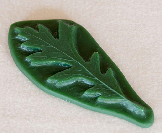 Oak (Red) Leaf Replica