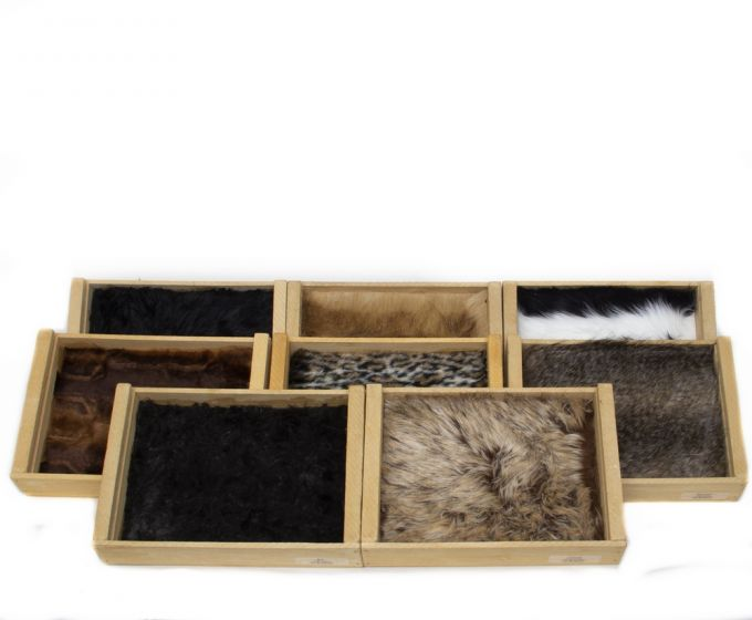 """Kind Fur® Boxed """"Bestsellers"""" Collection (Discounted Set of 8 Boxed Faux Furs)"""