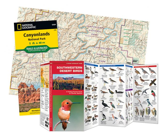 Canyonlands National Park Adventure Set®.