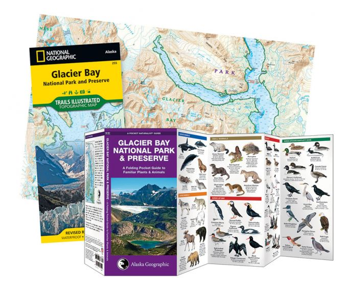 Glacier Bay National Park & Preserve Adventure Set®.