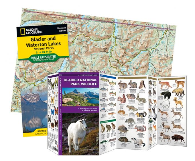 Glacier/Waterton Lakes National Park Adventure Set®.