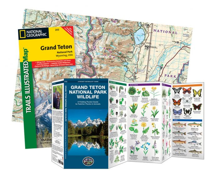 Grand Teton National Park Adventure Set®.