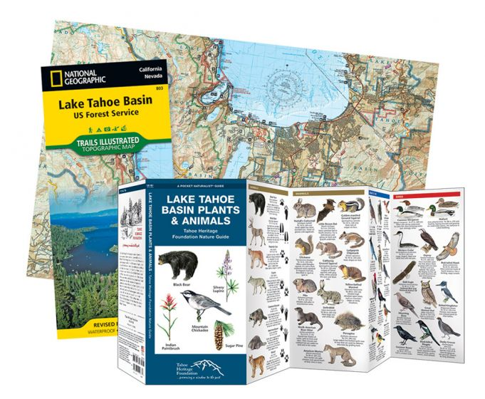 Lake Tahoe Adventure Set®.