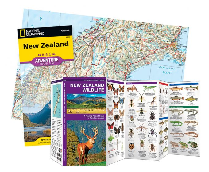New Zealand Adventure Set®.