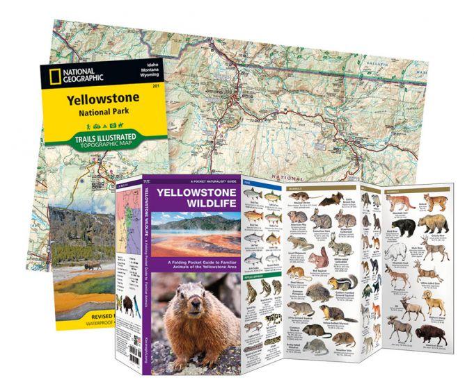 Yellowstone National Park Adventure Set®.