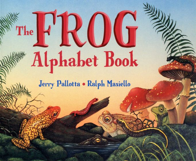 Frog Alphabet Book (The)