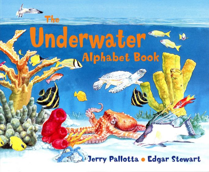 Underwater Alphabet Book (The)