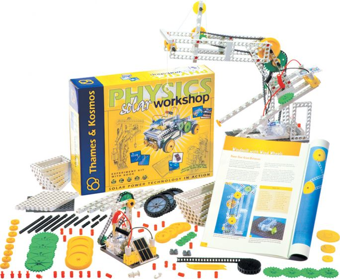 Physics Solar Workshop Discovery Kit