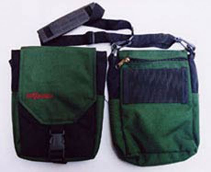 Pajaro® Field Bag - Shoulder Strap Style (Forest Green Color)