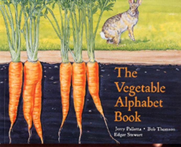 Vegetable Alphabet Book (A)