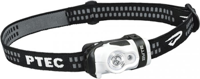 Dual Headlamp: Bright White And Red Beam (Preserves Night Vision)