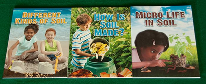 Soil Discovery Series Collection (3 Titles)