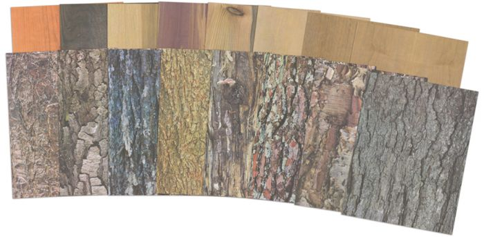 Tree Bark Craft Paper