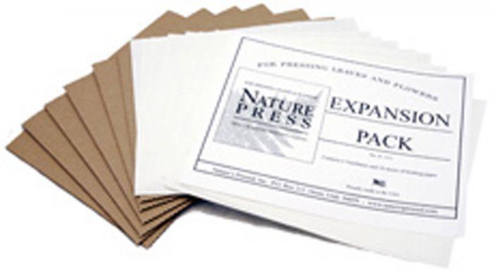 Medium Field Plant Press Expansion Pack (6 Ventilators