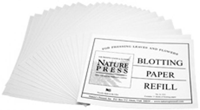 Medium Field Plant Press Additional Blotters (Pack Of 25)