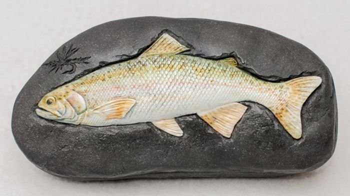 Trout River Rock Box (Nature'S Canvas)