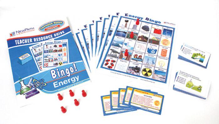 Energy Bingo Game