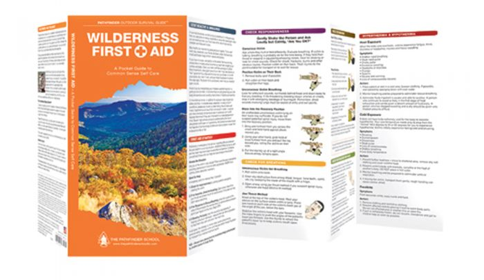 Wilderness First Aid (Pathfinder Outdoor Survival Guide™).