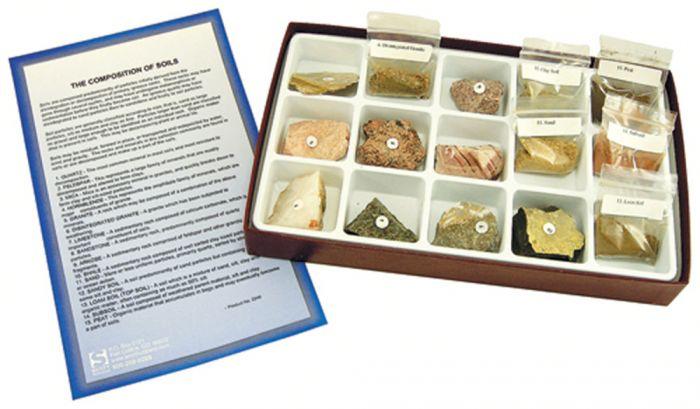Soil Formation Study Kit