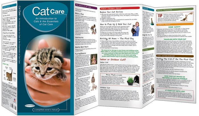 Cat Care (Pocket Naturalist® Guide)