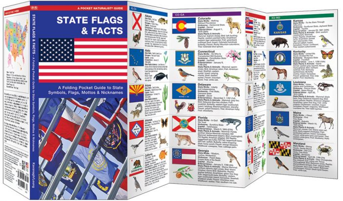 State Flags & Facts (Pocket Naturalist® Guide).