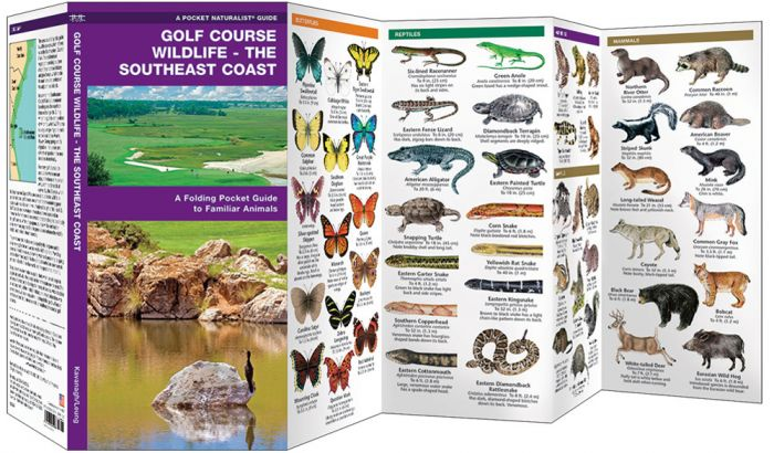 Golf Course Wildlife – The Southeast Coast (Pocket Naturalist® Guide).