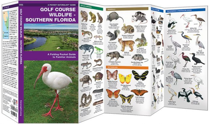 Golf Course Wildlife – Southern Florida (Pocket Naturalist® Guide).