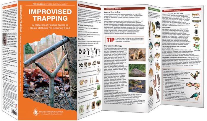 Improvised Trapping (Pathfinder Outdoor Survival Guide™).