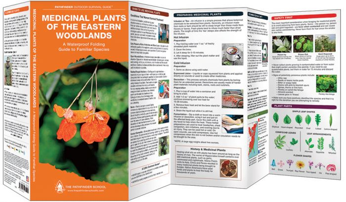 Medicinal Plants Of The Eastern Woodlands (Pathfinder Outdoor Survival Guide™).