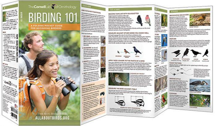 Birding 101 (All About Birds Pocket Guide®)