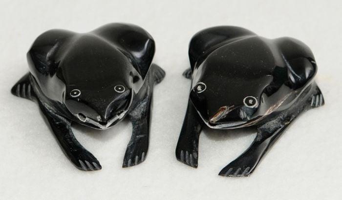 Frog Salt & Pepper Shaker Set