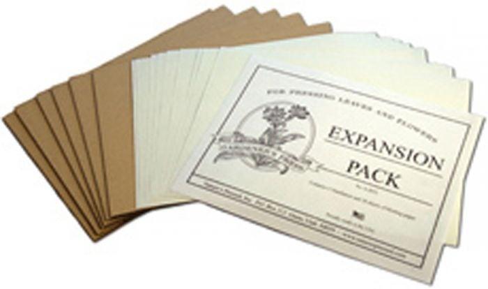 Gardener'S Plant Press  Expansion Pack (6 Ventilators Plus 10 Blotters).
