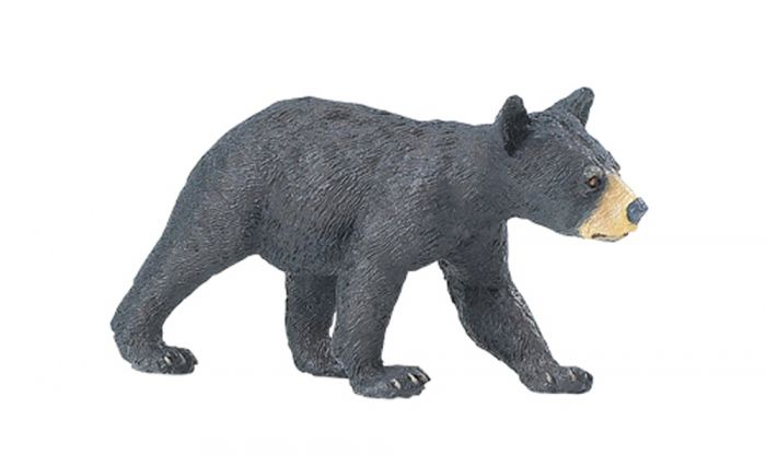 Bear Cub (Black) Model