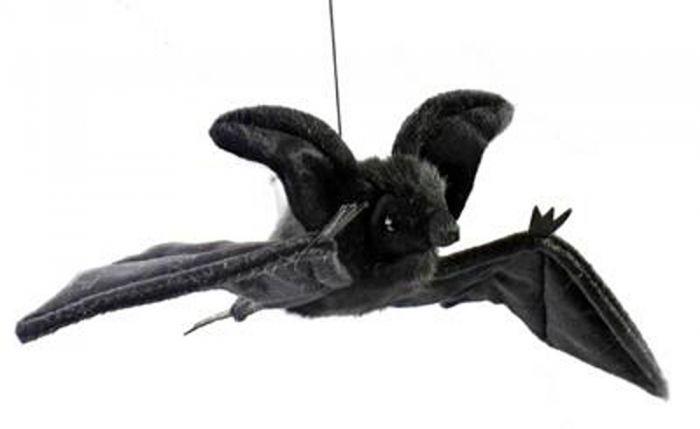 Black Bat (Hansa Plush).