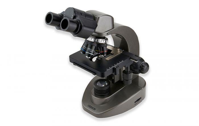 Carson Compound Binocular Microscope (40x-1600x)