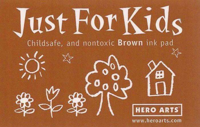 Brown Ink Pad