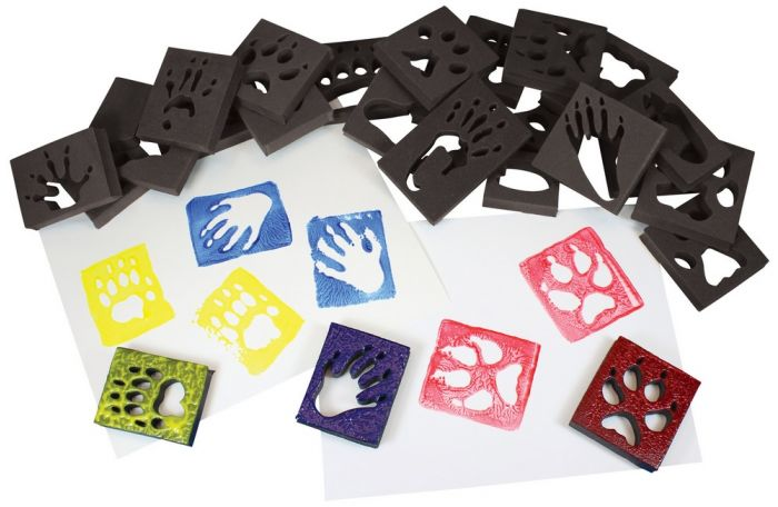 Animal Track Stampers