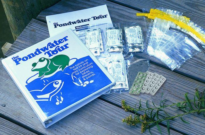 Pondwater Tour Water Quality Kit