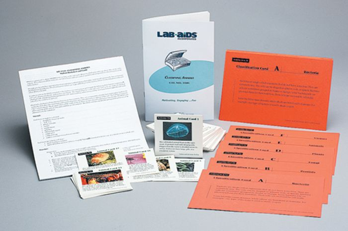 Animal Classification Systems Kit