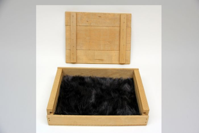 Leopard (Black) Kind Fur® (Boxed)