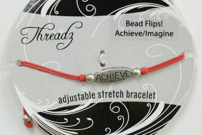 Imagine & Achieve Flip Bracelet