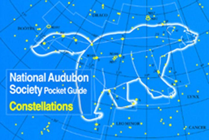 Constellations (Audubon Society Pocket Guides)