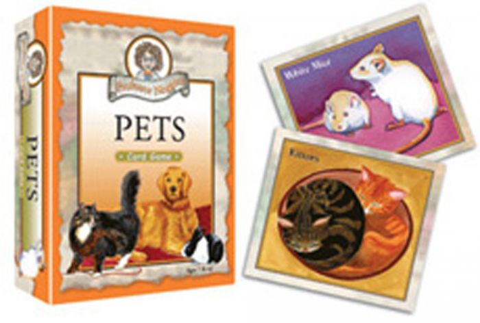 Pets Card Game (Professor Noggin)