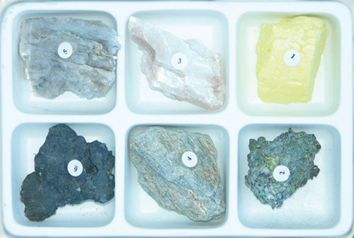 Mineral Identification By Tenacity Collection